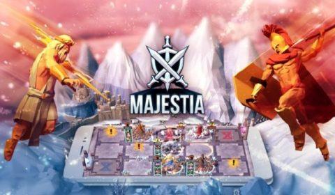 Majestia เกมมือถือ RTS จากค่ายเกมยักษ์ Com2uS เปิดให้ดาวน์โหลดเล่นได้แล้ววันนี้