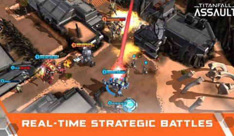 น่าจับตา TITANFALL ASSAULT เกมส์มือถือใหม่ Real-Time Strategy เปิดให้ลงทะเบียนแล้ว