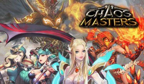 ยังจำกันได้ไหม Chaos Masters จากเกมส์ MOBA บน PC สู่เกมส์มือถือสไตล์ RPG