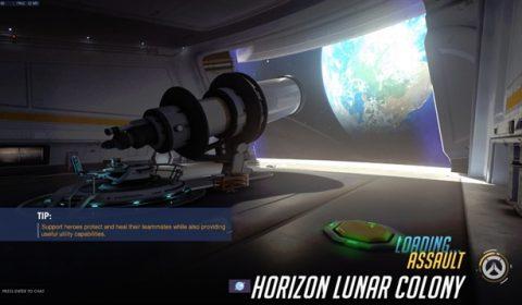 (รีวิวแผนที่ใหม่ Overwatch) Horizon Lunar Colony หวนคืนสู่ดวงจันทร์