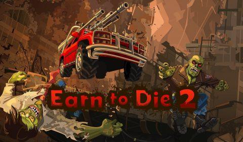 [รีวิวเกมมือถือ]Earn to Die 2 เหยียบให้มิด แล้วชนแxมเลย!
