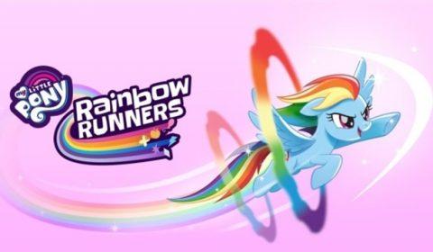 (รีวิวเกมมือถือน่าเล่น) My Little Pony Rainbow Runners เกมวิ่งม้าน้อยที่เล่นได้ทั้งเด็กและผู้ใหญ่