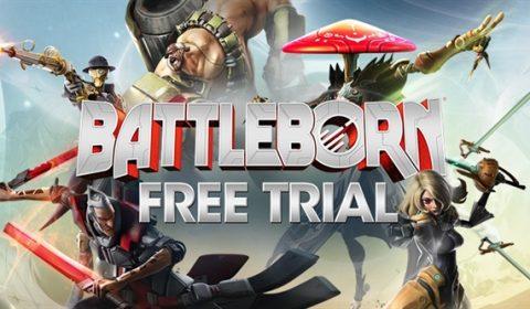 (รีวิวเกมน่าเล่น) Batlleborn เมื่อเกม FPS MOBA มาให้เราลองเล่นฟรี