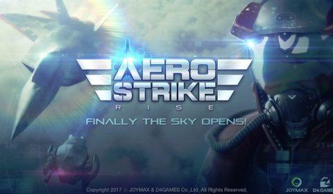 (รีวิวเกมมือถือน่าเล่น) Aero Strike : โคตรเกมยานยิงกระสุนเต็มจอสุดอลังการ!