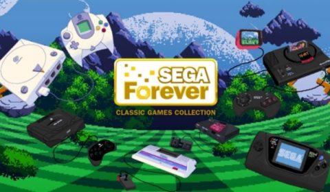 SEGA Forever! โปรเจคนำเกมยุค 90 ลงมือถือ แถมฟรีทุกเกม!