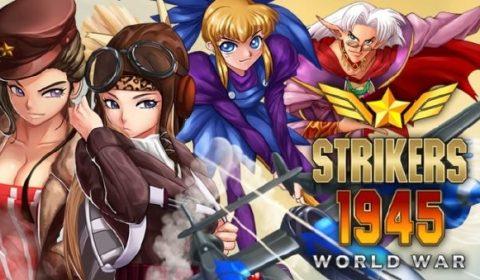 Strikers 1945: World War เกมมือถือ Arcade Shooting รวม 3 เกมวัยเก๋า Soft-launched ใน 3 ประเทศ