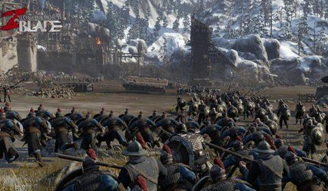 NetEase เผยโฉม Conqueror's Blade เกมส์บู๊สุดมันส์เต็มอารมณ์สงครามในงาน E3 2017