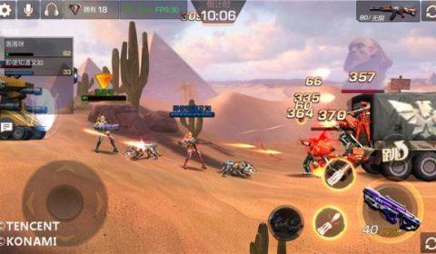 เผยภาพใหม่ Contra เกมยิงสุดคลาสสิกจาก Konami ที่จะเปิดตัวในเวอร์ชั่น Mobile เร็วๆนี้