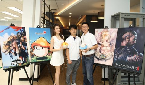สะเทือนทั้งวงการ NEXON Thailand เปิดบ้านเผย 5 เกมส์เด็ดเปิดแน่ปี 2017 นี้