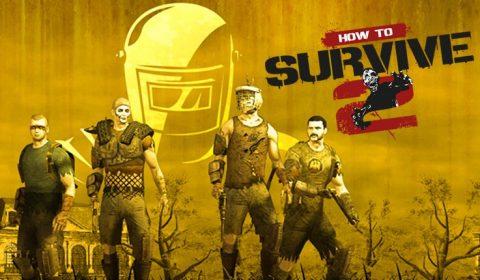 [Steam-Sale]How to Survive 2  เกมเซอร์ไวเวอร์ที่ยิ่งเล่นหลายคนยิ่งมันส์!!