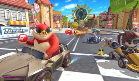 Toykart เกมแข่งรถสุดน่ารักจาก Playpark เปิดให้ลงทะเบียนล่วงหน้าแล้วจ้า