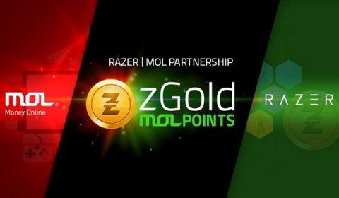 ผนึกกำลังสองผู้ยิ่งใหญ่ MOL และ Razer เปิดตัวอย่างเป็นทางการ zGold-MOLPoints พร้อมเผยกิจกรรมทางการตลาดตลอดปี