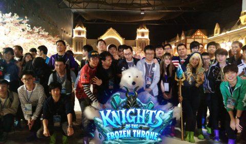 HearthStone : บุก Snow Town กับมิตติ้งพิเศษต้อนรับ Knight  of the Frozen Throne