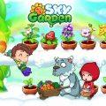 [รีวิวเกมมือถือ]มาแล้ว! เกมปลูกผักสุดแบ้ว สวนสวรรค์ลอยฟ้า Line Sky Garden