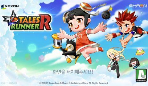 (รีวิวเกมมือถือ) Tales Runner R เกมเทลรันเนอร์เวอร์ชั่นมือถือ