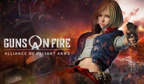 เปิดตัว A.V.A: Guns on Fire เกมมือถือแนว Shooter จากทางเกาหลี เตรียมสาดกระสุนกันได้เลย