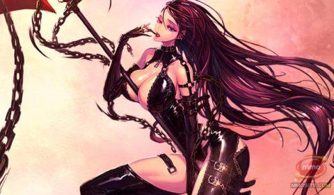 ข้อมูล Kritika Online ตอน ข้อมูลตัวละคร 4 คลาส Reaper Warrior Gunmage และ Rouge
