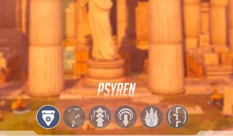 จริงหรือปลอม? เอกสารสำคัญเกี่ยวกับ Psyren ฮีโร่ผู้หญิงคนต่อไปของ Overwatch (ชมภาพ)