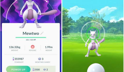มาแล้ว! Pokemon GO เปิดตัวโปเกมอนในตำนาน Mewtwo ในญี่ปุ่นก่อนเป็นประเทศแรก (เผยจุดอ่อนของ Mewtwo)
