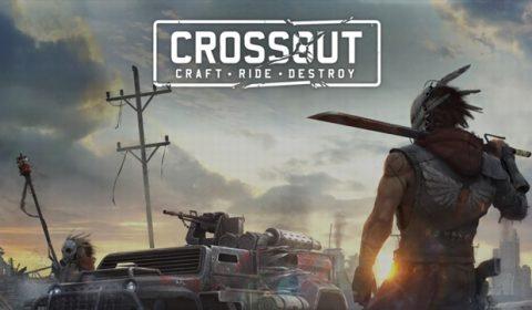 (พรีวิวเกมน่าเล่น) Crossout เกมรถไล่ยิง สไตล์ Madmax ผสม Deathrace
