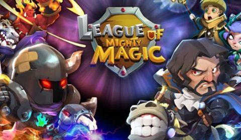(รีวิวเกมมือถือ) League of Mighty Magic : เกมสร้างเมือง ผสมกับแนวเทิร์นเบส!