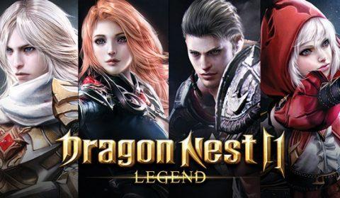 เผยเรื่องราว 500 ปี แห่งปฐมบทนักล่ามังกร เกมใหม่ Dragon Nest 2 Legend