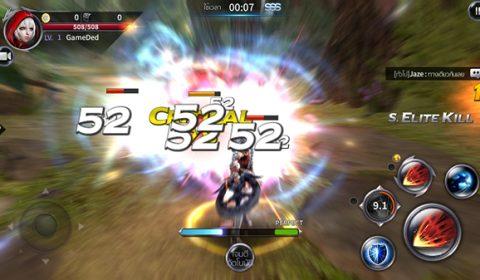 บุกรังมังกร Dragon Nest 2 Legend เกมส์มือถือใหม่ในรูปแบบภาษาไทยเล่นได้ทั้ง iOS และ Android แล้ววันนี้