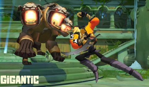 เกมยิง Gigantic ปล่อยอัพเดท Into Solitude เพิ่มตัวละครใหม่ Rutger ผสมระหว่าง Tank และ Control