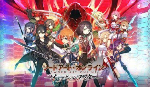 เปิดตัวเกมมือถือน่าเล่น Sword Art Online: Integral Factor