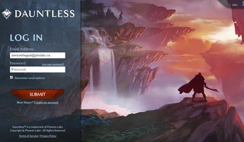 Dauntless เกมฟรี MMORPG เตรียมเปิดทดสอบ Open Beta ช่วงต้นปี 2018 (ชมภาพสุดพิเศษจากทีมพัฒนา)