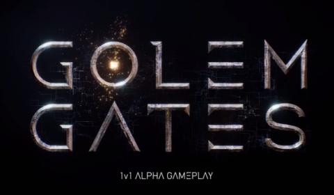 เตรียมพบกับ Golem Gates เกม MOBA ในอารีน่าแบบ real-time strategy บน Steam ต้นปี 2018 นี้