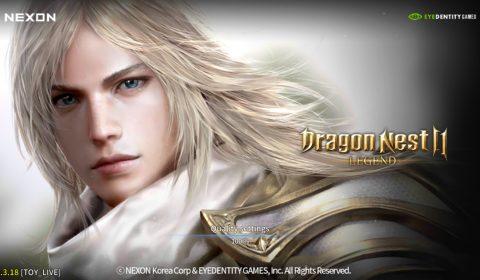 [รีวิวเกมมือถือ]พร้อมลุยกันแล้ว! Dragon Nest 2 Legend ฉบับมือถือ