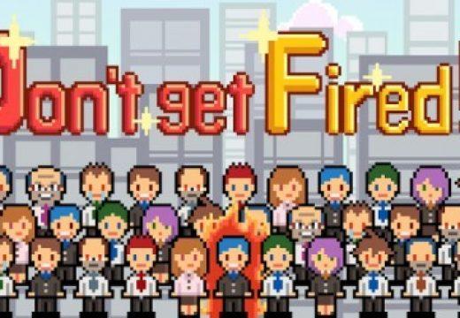 [เกมมือถือ]มินิเกมสุดฮา+ฝึกภาษา Don't get Fired (อย่าให้โดนไล่ออกล่ะ)