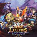(รีวิวเกมมือถือ) Brave Legends เกม ARPG ที่ใช้เวลาเล่นไวมาก