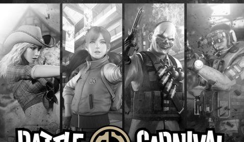 ลุ้นรับสิทธิ์เข้าร่วมทดสอบ เกมใหม่ Battle Carnival ในช่วง Sneak Preview & Stress Test ได้ที่นี่
