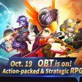 Brave Legends เตรียมเปิดให้บริการ OBT 19 ตุลาคมนี้ ทั้ง iOS และ Android