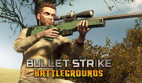 เกมยิง FPS บนมือถือ Bullet Strike Battlegrounds เปิดลงทะเบียนล่วงหน้า pre-registration ผ่าน Google Play แล้ววันนี้