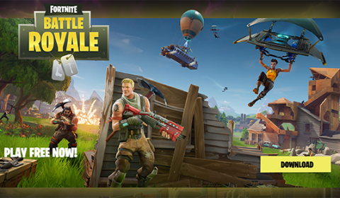 เกม Fortnite Battle Royal ฉลองผู้เล่นทะลุ 1 ล้านคน ตั้งแต่วันแรกที่เปิดตัว!
