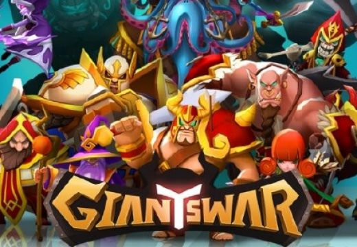 Giants War เกมมือถือ SRPG ใหม่จาก Gamevil เปิด CBT ในเซิร์ฟเวอร์ NA แล้ววันนี้
