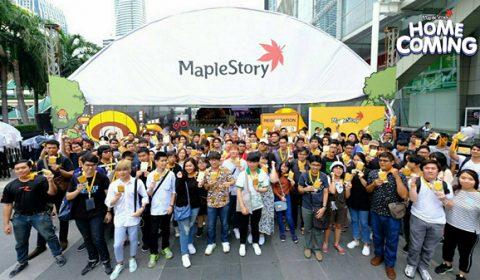 จัดเต็มก่อนเปิด MapleStory HomeComing ชวนผู้เล่นระลึกความหลังก่อนเปิด CBT 11 ต.ค. นี้