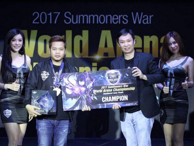ซัมมอนเนอร์ไทยคว้าชัยงาน Summoners War SEA Finals เตรียมลุยรอบชิงแชมป์โลกต่อที่อเมริกา