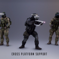 เตรียมพบกับ Alvo เกมยิง FPS ออนไลน์แนว Counter Strike บนอุปกรณ์ VR ในปี 2018