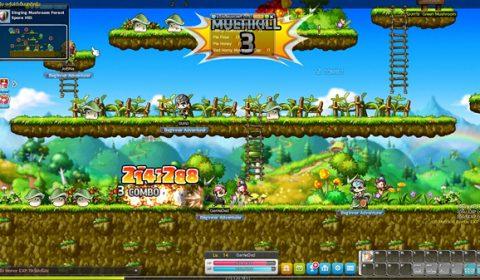 Maple Story เกมส์ออนไลน์สุดน่ารัก พร้อมเปิดให้ทดสอบรอบ CBT กันแล้ววันนี้