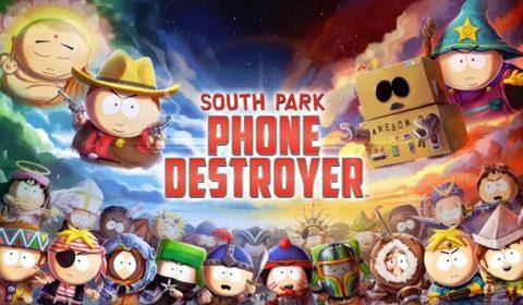 (รีวิวเกมมือถือ) South Park: Phone Destroyer การผจญภัยสุดอลังของแก๊งเด็กป่วน