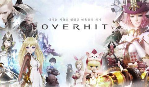 (รีวิวเกมมือถือเกาหลี) OverHit เกมเทิร์นเบสที่ภาพสวยจนต้องตะลึง