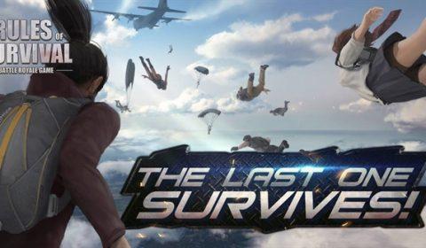 (รีวิวเกมมือถือ) RULES OF SURVIVAL สุดยอดเกมเอาตัวรอดอันดับหนึ่งในจีน!