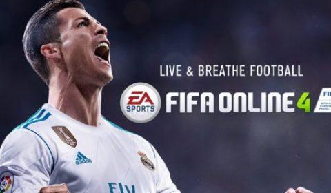 เตรียมพบกับ FIFA Online 4 เกมฟุตบอลออนไลน์ จาก Nexon และ EA เปิดตัวอย่างเป็นทางการช่วงฟุตบอลโลก 2018