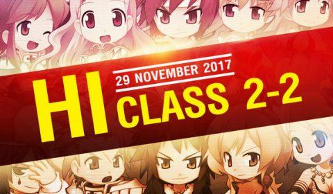 Ragnarok Online Thailand สิ้นสุดการรอคอย Hi-Class 7 อาชีพในคลาส 2-2 เตรียมอัพเดท 29 พฤศจิกายนนี้