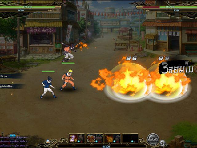 งานดี Naruto Online เกมส์บนเว็บฉบับลิขสิทธิ์แท้เปิดให้ทดสอบ 23-28 พ.ย. นี้ สาวกนินจาไม่ควรพลาด