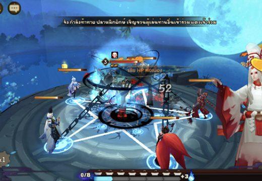 ตะลุยแดนวิญญาณ Onmyoji เกมส์มือถือใหม่ Fantasy RPG สไตล์ญี่ปุ่น พร้อมให้มันส์เปิด OBT แล้ววันนี้
